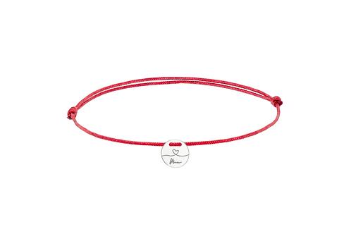 For Mom - Silber Armband