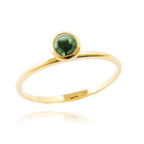 Dark Forest - Gold Ring