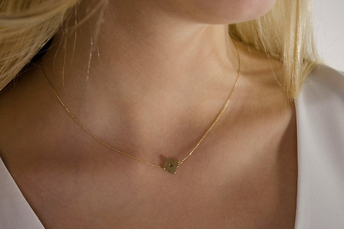 Flora - Gold Halskette