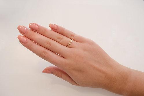 Arina - Gold Ring