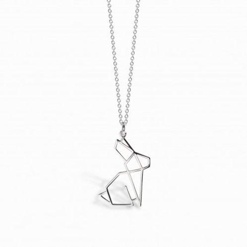 Thumper - Silber Halskette