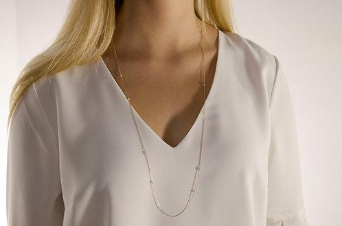 Aurora - Gold Halskette