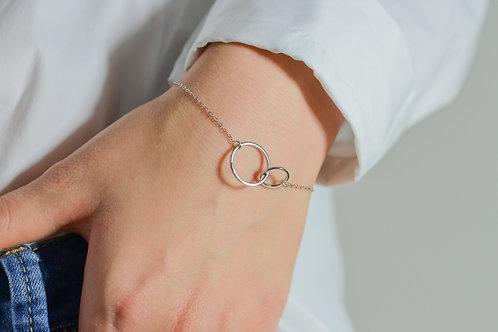 Forever - Silber Armband