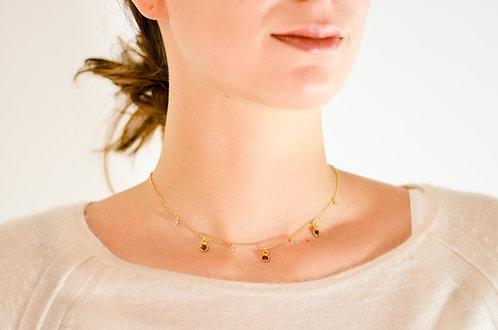 Copper - Silber Halsketten