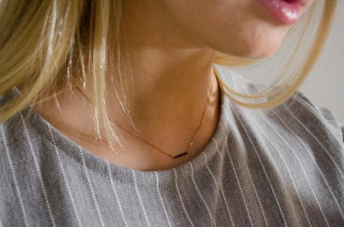 Kylie - Gold Halskette