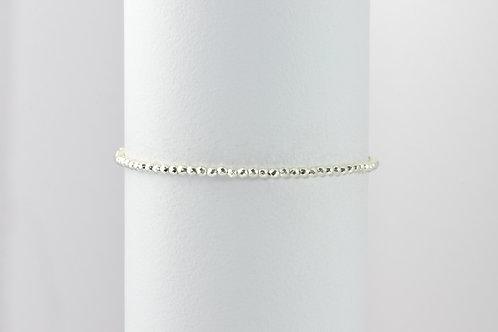 Silver Stardust - Stein Armband
