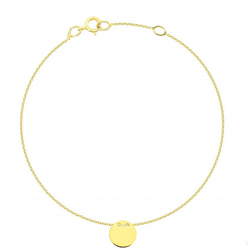Sol - Gold Armkette