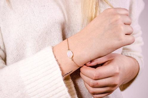 Clarissa - Silber Armkette