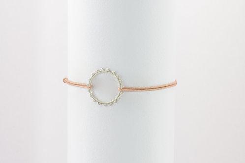 Sunshine- Silber Armband