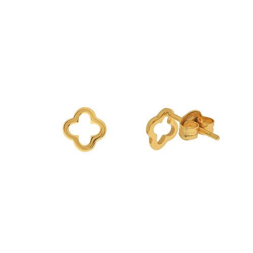 Felice - Mini - Gold Ohrstecker