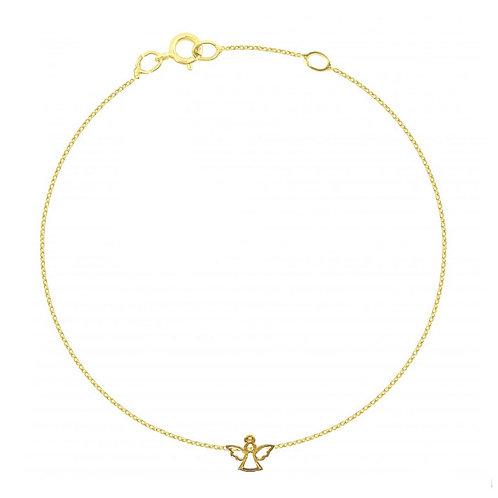 Amy - Gold Armkette
