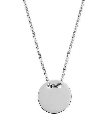 Bella - Silber Halskette