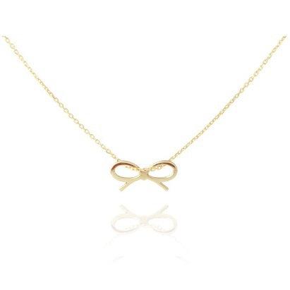Ribbon - Gold Halskette