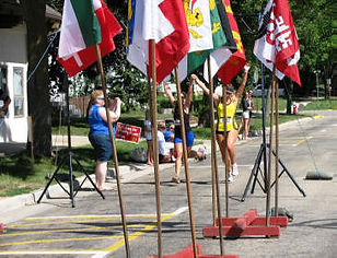 New Glarus Triathlon, Alphornman Triathlon New Glarus 03 New Glarus WI Triathlon