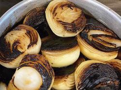 onions brûlée