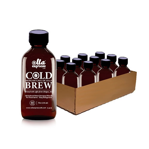Cold brew - 12 pack - Cacao Edition