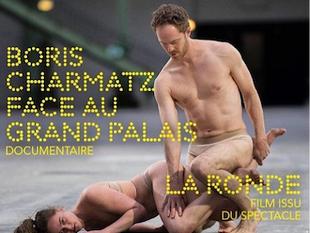 Boris Charmatz au Grand Palais