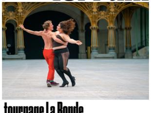 Documentaire sur Boris Charmatz de Claire Duguet et Sophie Kovess-Brun