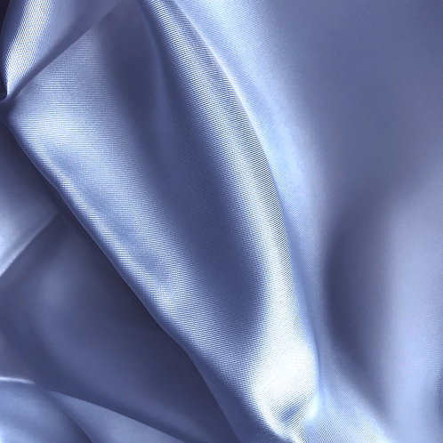 Bemberg 100% Cupro Col.382 Silver/Blue