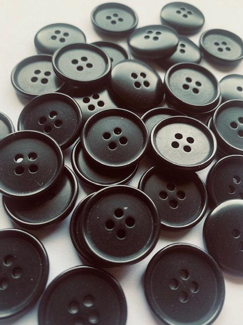 2010 Thin Rim Black Corozo