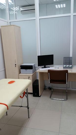 кабинет мануальной терапии Свобода движения
