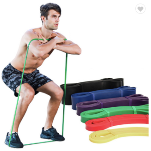 Eco-Friendly Fitness Resistance Bands