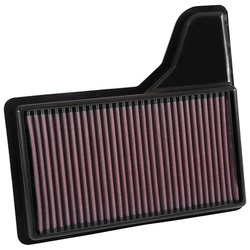 Airaid 15-16 Mustang V8-5.0L F/I Direct Replacement Oiled Filter