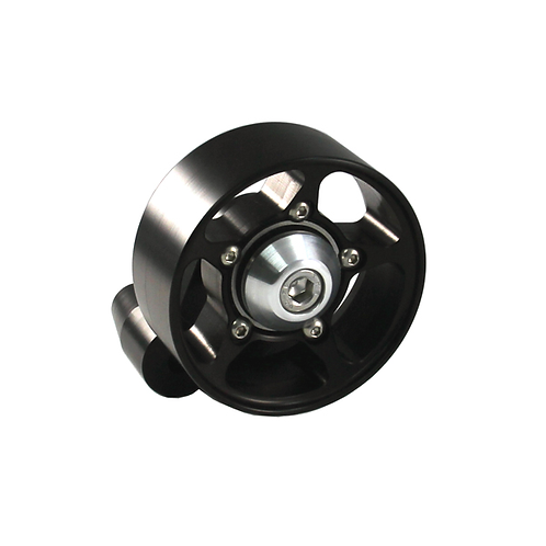 03-04 Cobra 100mm Pulley - Double Bearing