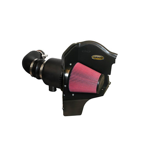 Airaid 07-08 F-150 4.6L CAD Intake System w/ Tube (Red Filter)