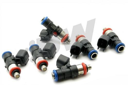 Deatschwerks EV14 Flow Matched Injectors (Set of 6) | 11-17 Mustang V6 3.7L