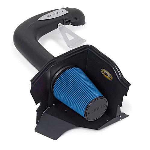 Airaid 04-08 F-150 5.4L CAD Intake System w/ Tube (Blue Filter)