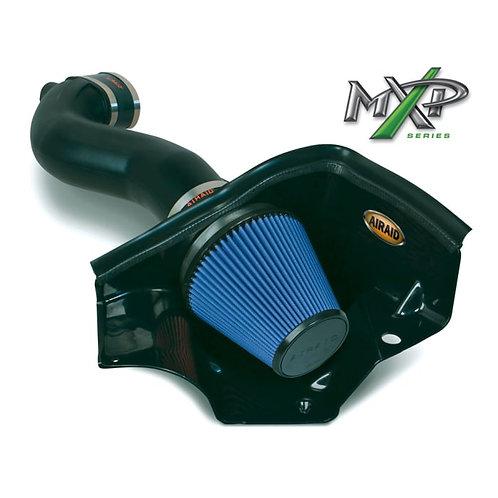 Airaid 05-09 Mustang GT 4.6L MXP Intake System w/ Tube (Blue Filter)