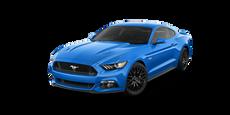 10-17 Mustang