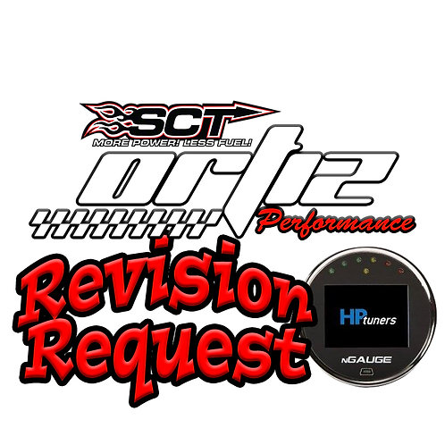 SCT/HPTuners Revision Request for 94-19 Mustang/F-150 (non-EcoBoost)