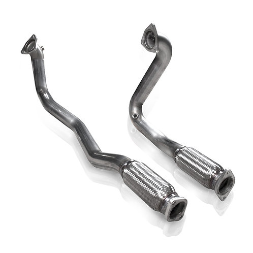 Stainless Works Downpipes 10-18 Taurus SHO
