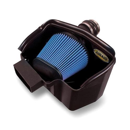 Airaid 2013 Explorer 3.5L Eco MXP Intake System w/ Tube (Blue Filter)