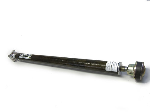 DSS 2015+ Mustang 2.3L Eco Manual 1-Piece CF Driveshaft w/ CV 1000HP