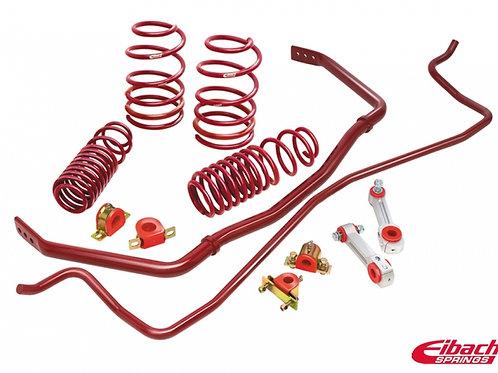 Eibach Sport Plus Kit | 11-14 Mustang Conv/Coupe