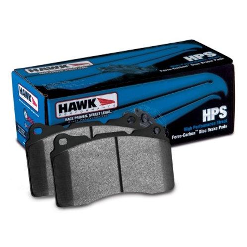 Hawk HPS Rear Brake Pads Ford Edge/Explorer/Flex/Taurus/Lincoln MKS/MKT/MKX