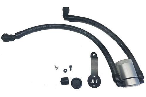 JLT 18-19 Mustang GT DRIVER Oil Separator 3.0