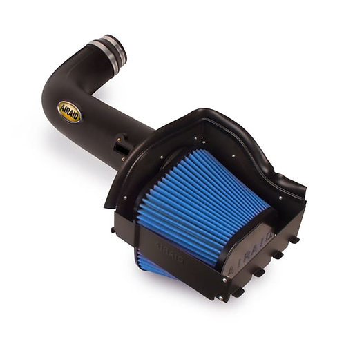 Airaid 09-10 F-150 5.4L CAD Intake System w/ Tube (Blue Filter)