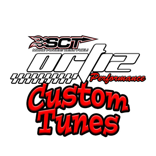 SCT Custom Tunes for 2019+ Ecoboost Vehicles