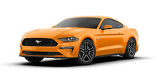 2018+ Mustang