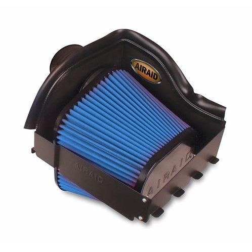 Airaid 11-14 F-150 / 10-14 Raptor CAD Intake System w/ Tube (Blue Filter)