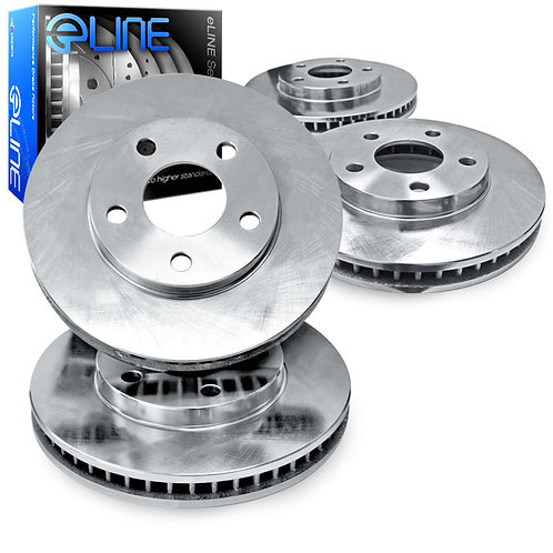 R1Concepts E-Line OEM Brake Rotors | 2010-2012 Taurus SHO REAR