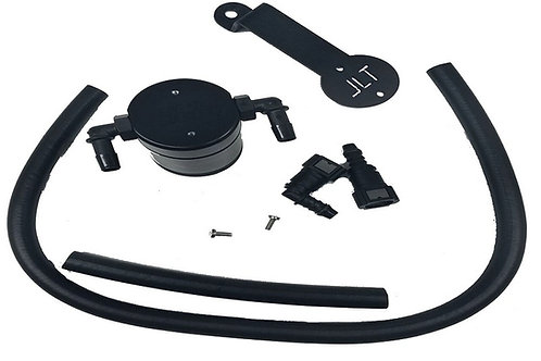 JLT 05-10 Mustang GT/Bullitt/Saleen PASS Oil Separator 3.0