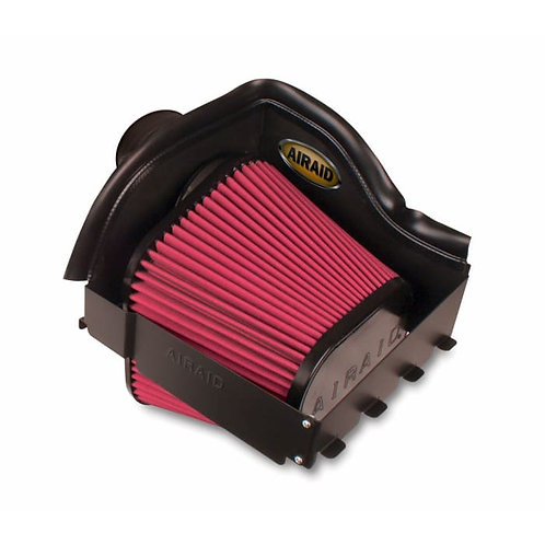 Airaid 11-14 F-150 / 10-14 Raptor CAD Intake System w/ Tube (Red Filter)