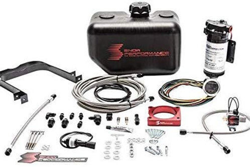 Snow Performance 11-17 Mustang Stg 2 Boost Cooler F/I W/I Kit BRAIDED LINE