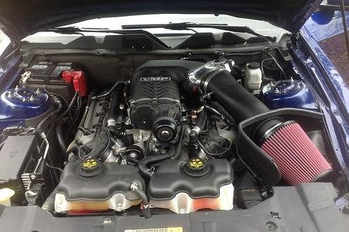 JLT 11-14 Mustang GT (Roush/Whipple S/C) Blk Tex SBA Kit | Tune Req (800+ HP)