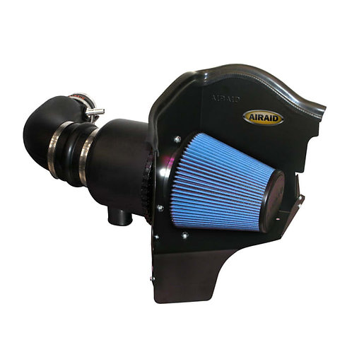 Airaid 07-08 F-150 4.6L CAD Intake System w/ Tube (Blue Filter)